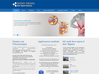 Ozonoterapia dott. F. Raponi