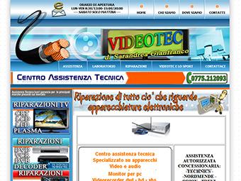 Centro assistenza tecnica Videotec – Frosinone
